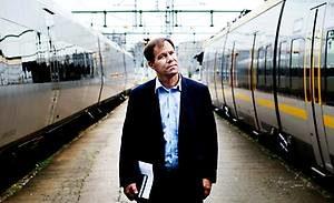 Chat om Västlänken med Martin Wannholt 21/4 Bild från gp.se
