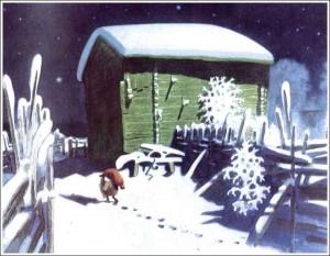 God Jul från Stoppa Västlänken Nu! - Länken av Ulf Jagler
