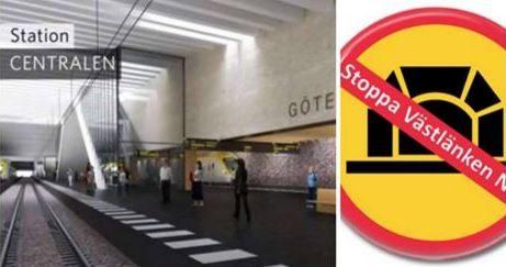 Tunnelplaner hot mot liseberg