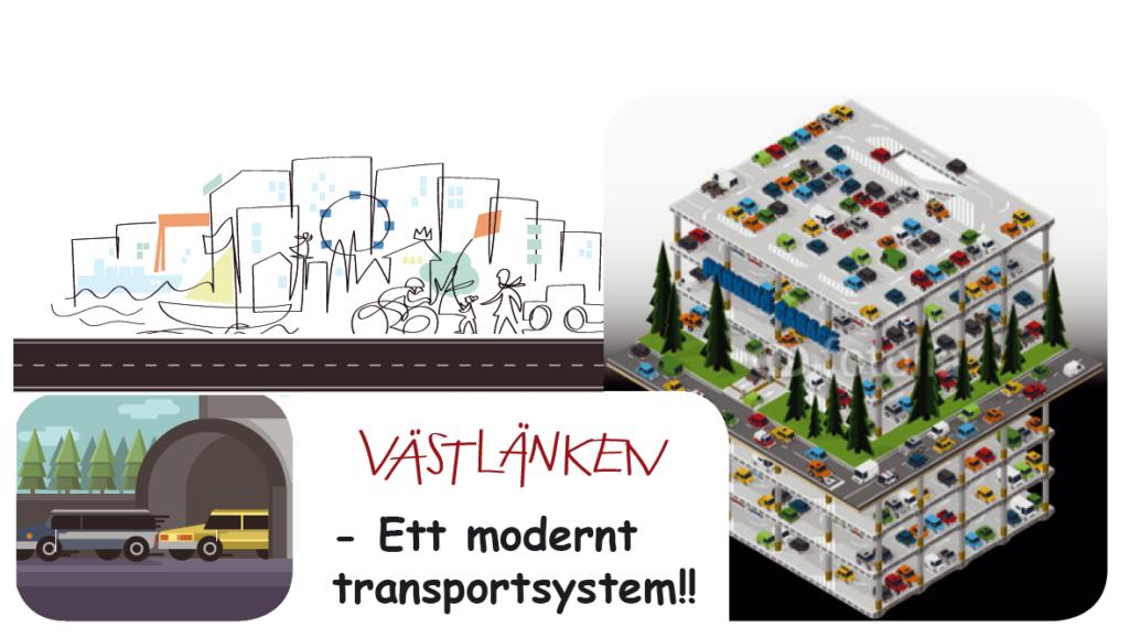Krönika: Om Västlänken vore en biltunnel…