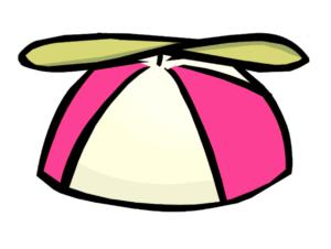 propellermössa